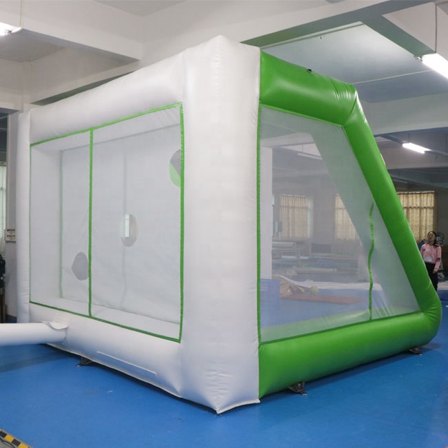 Customized Commercial Inflatable Football Gate Inflatable Soccer Goal For Game