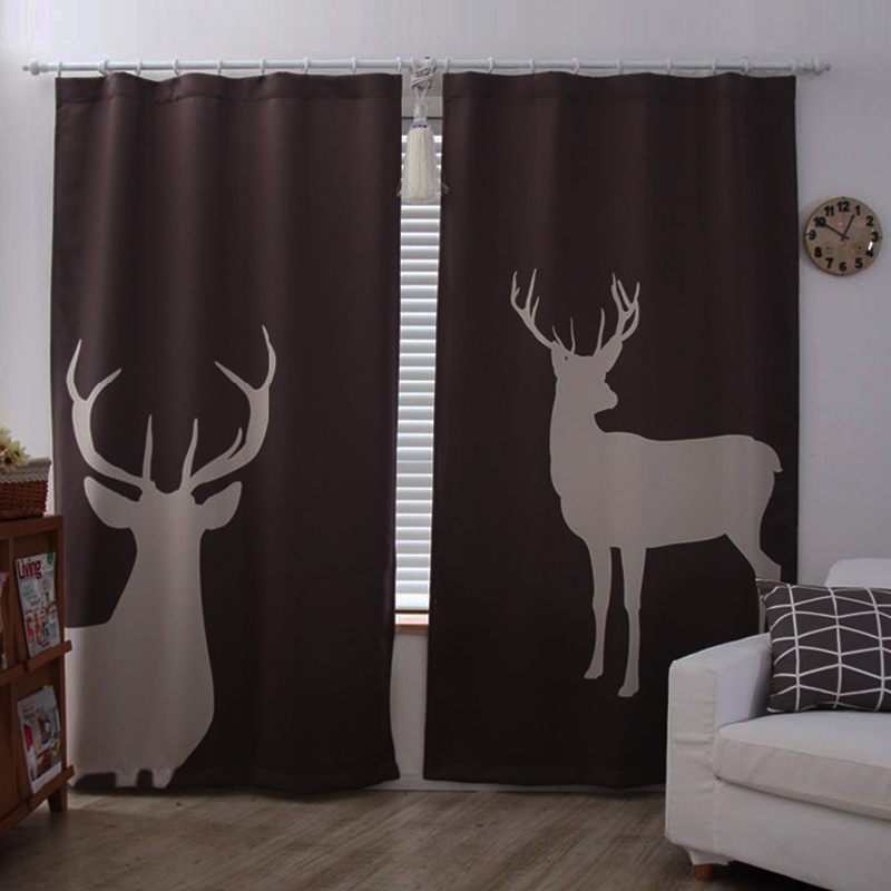 19 Lavish Bedroom Designs That You Shouldn T Miss: 2016 New European Window Curtains For Living Room
