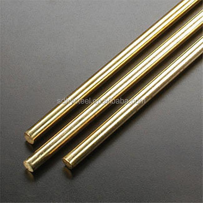 Hpb58-3A High quality Custom design brass rod brass bar