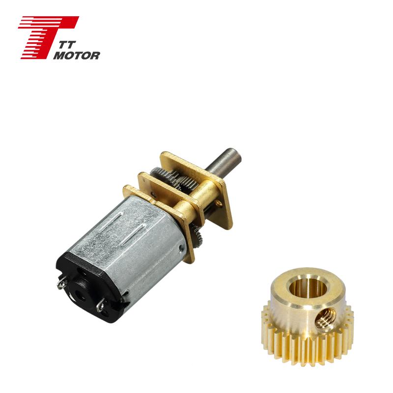 GM12-N20VA 6v 12v mini dc gear motor