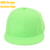 Custom Design 100% twill cotton 6 panel embroidered Lime Duck Tongue Snapback hat for team