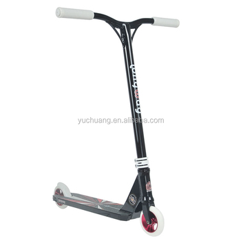 Profession stunt Scoot freestyle pro dirt scooter with cheap price for sale