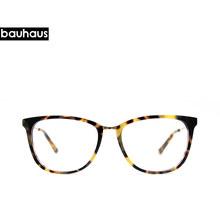 Bauhaus, модные женские солнцезащитные очки, оправа для очков, Ретро стиль, винтажные очки с прозрачными линзами, металлические простые оптичес...(Китай)