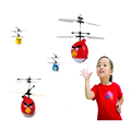 Hot sale RC helicopter Flying Saucer Birds toys Infrared Induction boy toys RC Helicoptero Remote Control