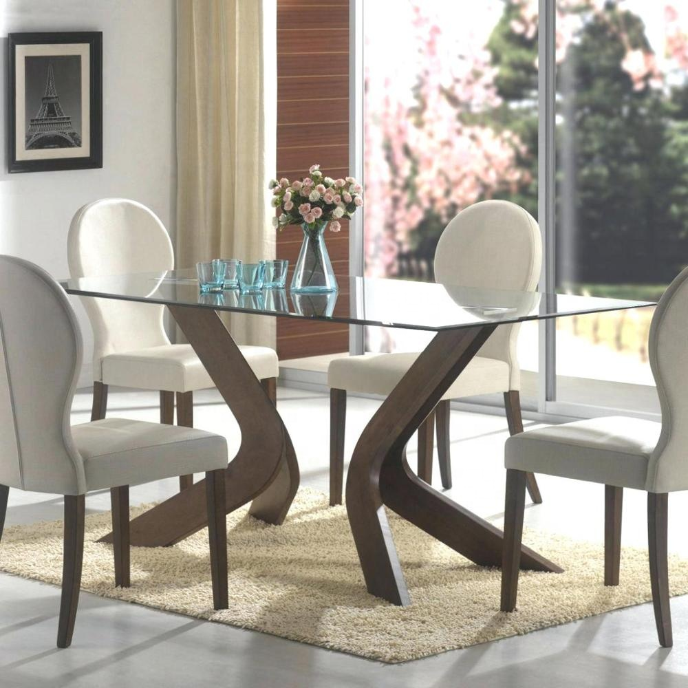 Cheap Modern 9 9 9 Seater Glass Top Dining Table/dining Room ...