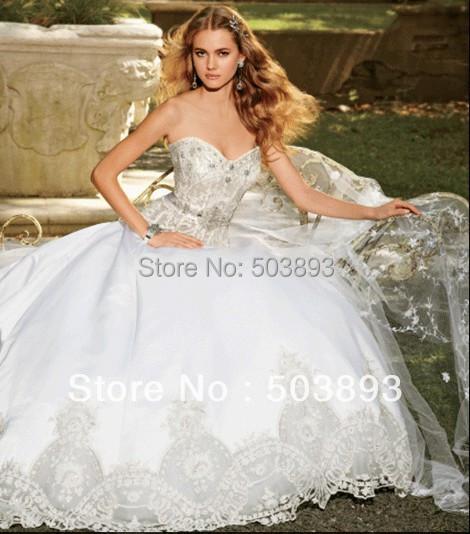 Free Shipping 2014 New Arrival White Sleeveless Wedding