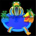 High quality PVC tarpaulin Pool Type inflatable pool Inflatable Pool Floats