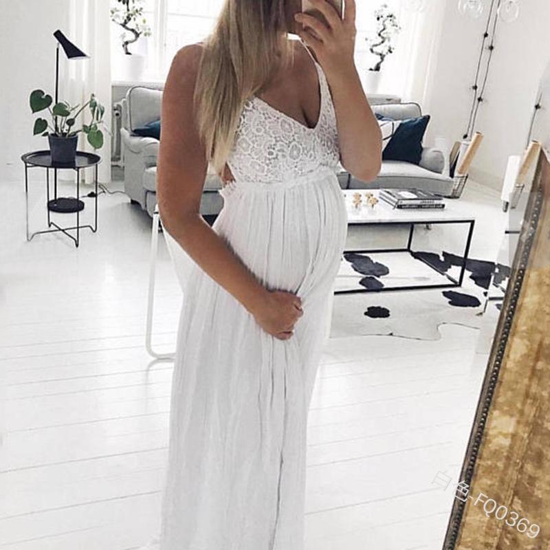Vestidos Largos De Gasa Con Encaje Y Espalda Descubierta Para Mujer Embarazada Venta Al Por Mayor P291 2019 Buy Vestido De Mujer Embarazada Vestido De Maternidad De Alta Calidad Vestidos De Maternidad De Verano Product On
