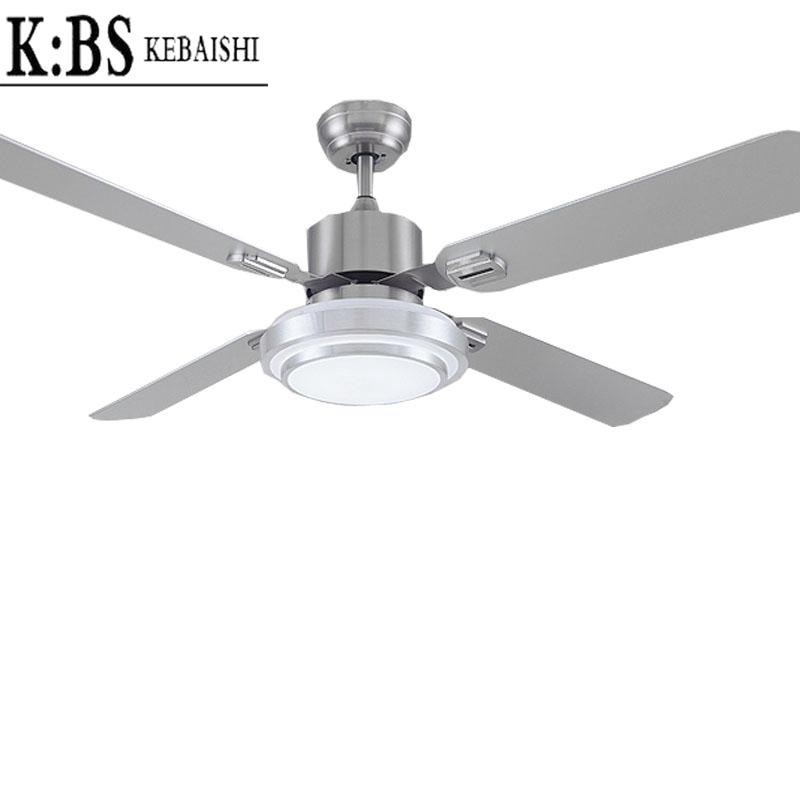 Led lighted restaurant bedroom ceiling fan lights simple - Ceiling fan with light for bedroom ...