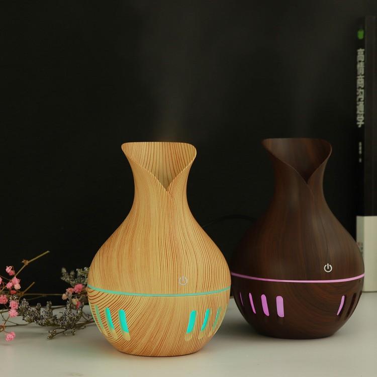 KIKI NEWGAIN Air perfume aromatherapy electric aroma essential oil ultrasonic aroma air humidifier