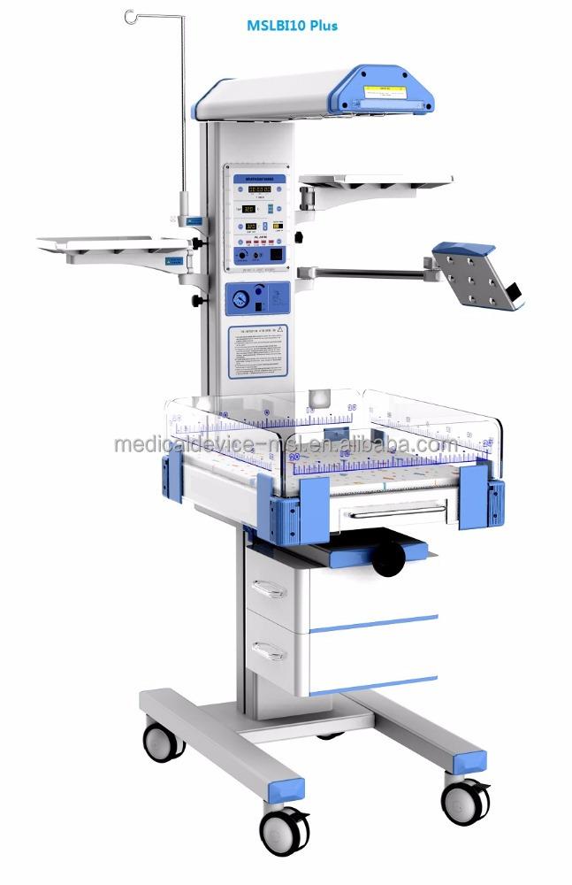 Заводская цена оборудование для ухода за младенцами медицинские дешевые инкубаторы для младенцев NICU MSLBI02