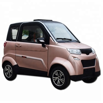utility electric smart sport car without driver's license