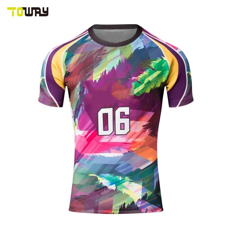 Super Cheap Rugby Practice Jersey
