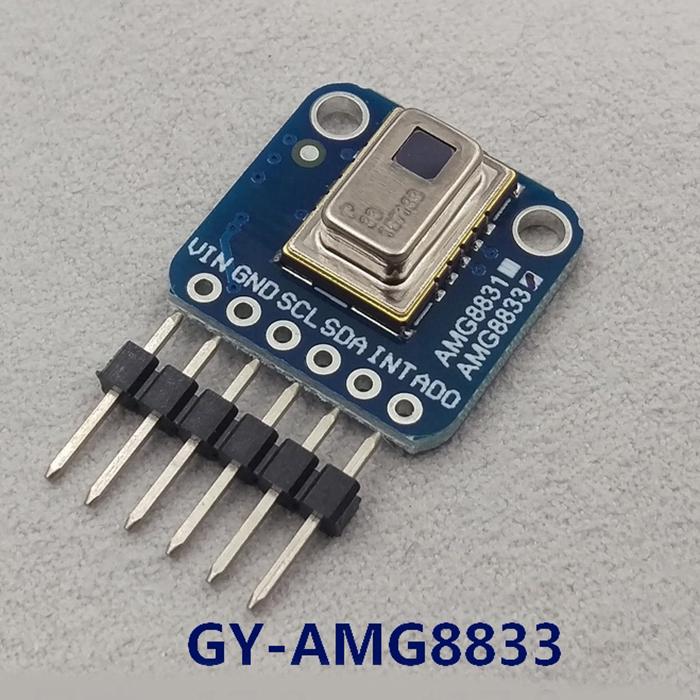 Amg8833 8x8 Thermal Camera Ir Infrared Array Thermal Imaging Sensor  Breakout Board - Buy Amg8833,Thermal Camera,Infrared Product on Alibaba.com