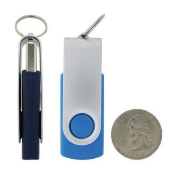 Free Sample Usb Plastic And Metal Usb Stick 2GB Swivel Usb Flash Drive 4GB 16GB With Custom Logo