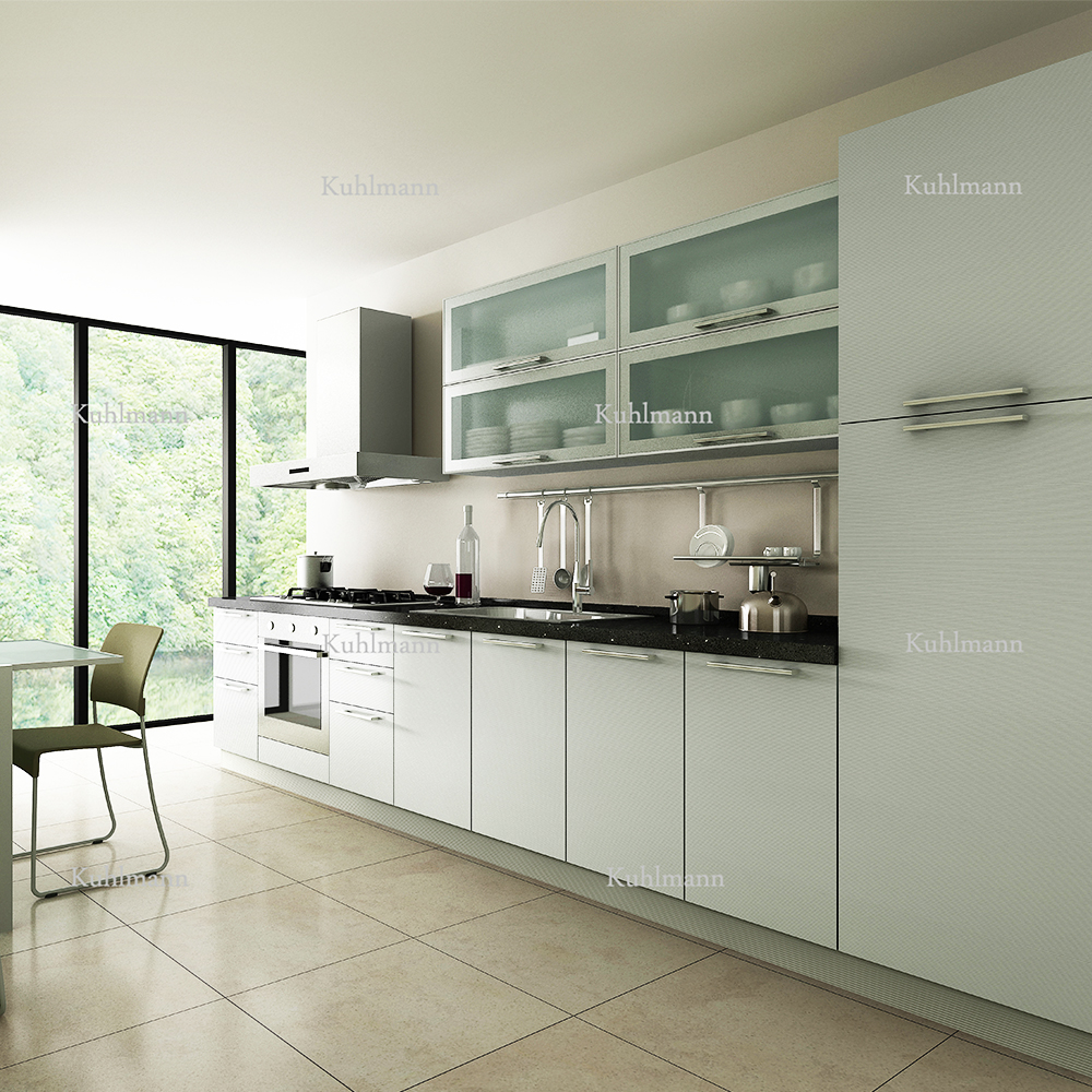 Cheap Furniture Aluminium Kitchen Cabinet Design With Roll Up Doors From  China Manufacture   Buy Kitchen Cabinet,Aluminium Kitchen Cabinet ...