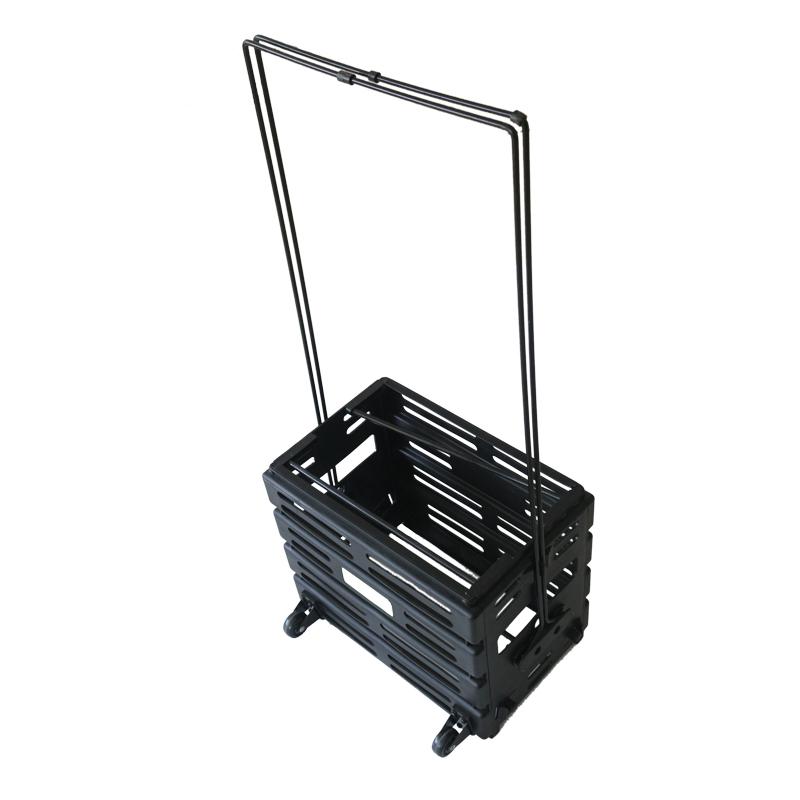 Odear корзина для сбора теннисных мячей с колесами-Вмещает 80 мячей