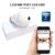 LED CCTV wireless camera bulb with wifi HD ip camera VR 2.0MP panoramic night vision