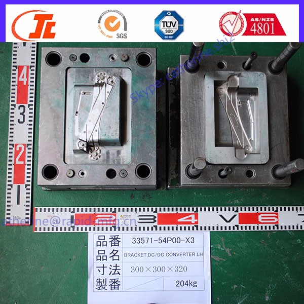 Soft Tooling Manufacturing Rapid Injection Molding Plastic