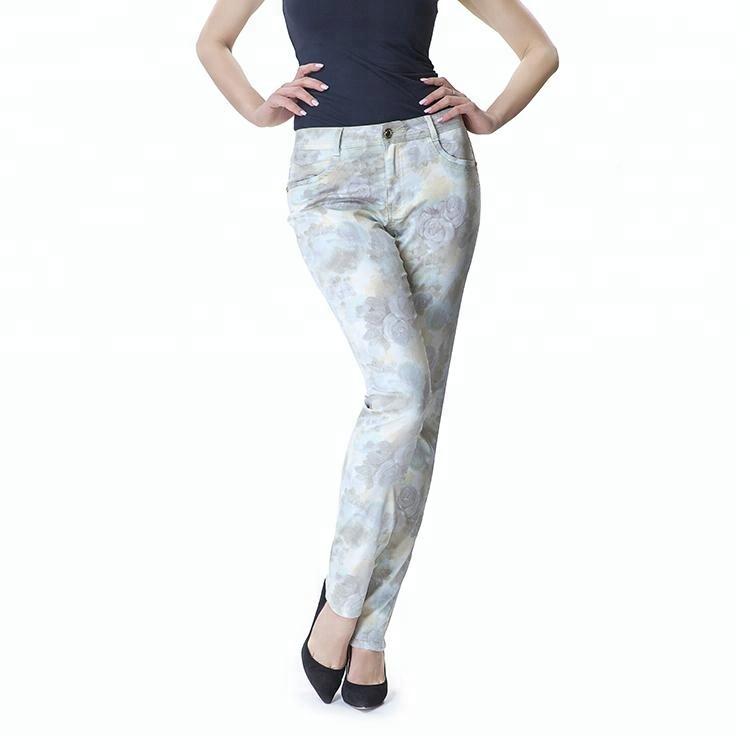 Pantalones Con Estampado Floral Para Mujer Buy Pantalones De Mujer Pantalones De Moda Pantalones De Patron Floral Pantalones Product On Alibaba Com