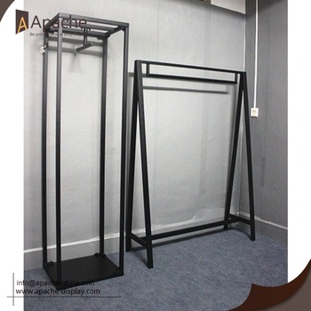 Metal Display Racks Retail Store Garment Shop Furniture