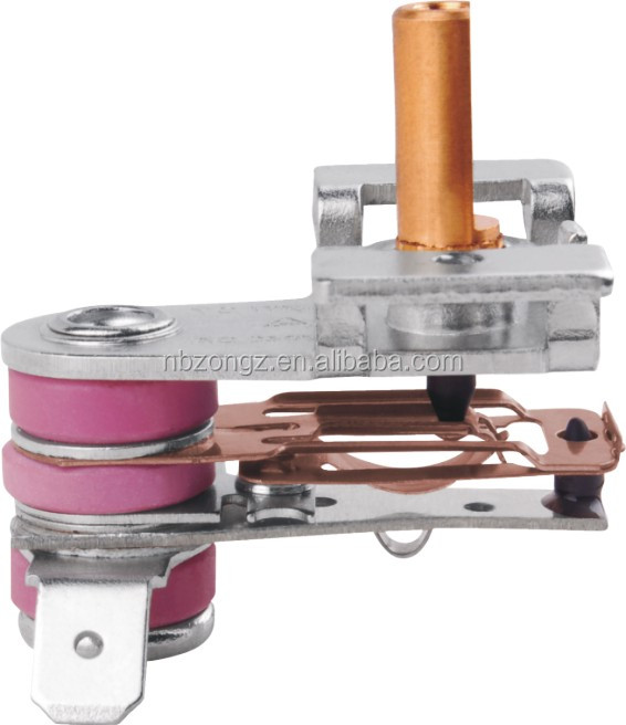 KST thermostat for kitchen appliance