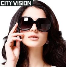 d10170c3bf9ab 2016 Borboleta Óculos Polarizados Mulheres Marca Designer óculos    acessórios Shades Big armação de Óculos De