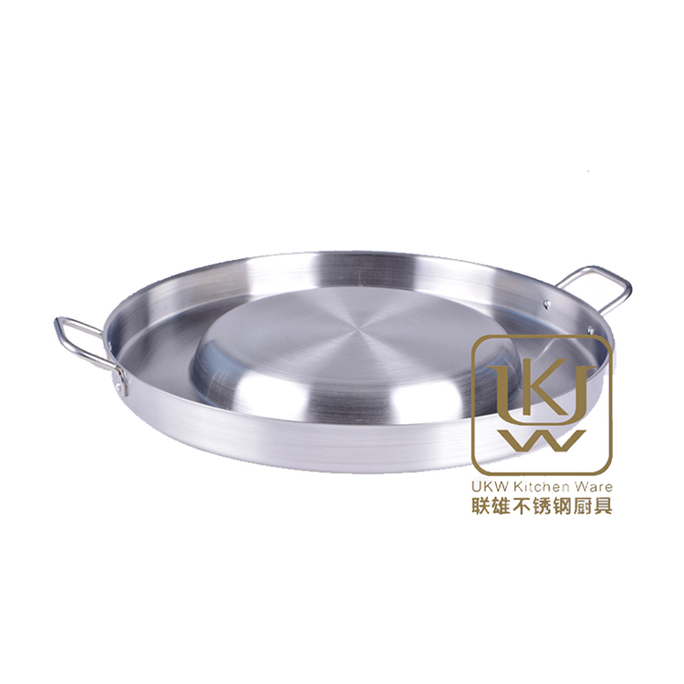 Ukw Kitchenwares Stainless Steel Concave Or Convex Optional Polish Mexico Mexican Comals Pan Buy Comal Concave Comal Stainless Steel Comal Product On Alibaba Com