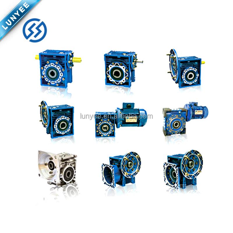 Редуктор червячного редуктора с высоким соотношением для электродвигателя