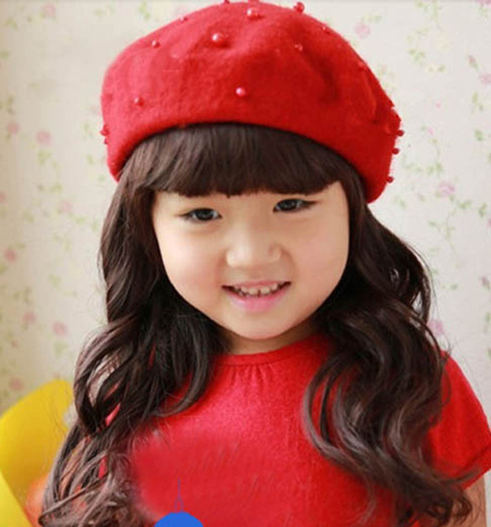 1d783564be68b Detail Feedback Questions about Autumn winter Hat Toddler Baby Girls ...
