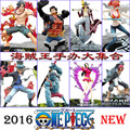 Anime One Piece Action Figure King of Artist Gear 4 Fourth Monkey D Luffy Ace Hancock