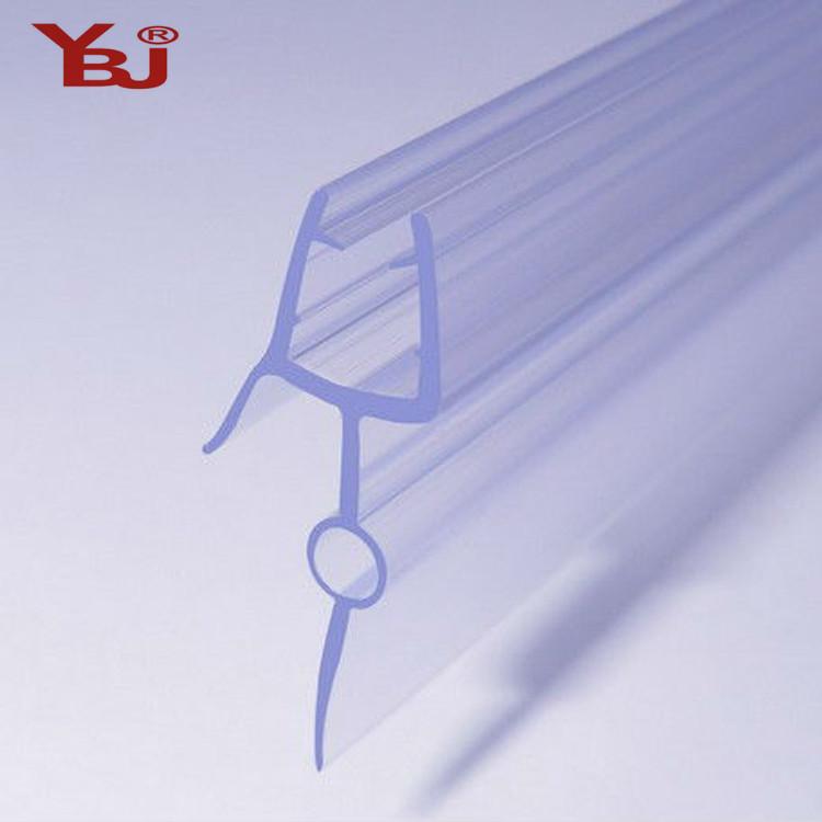 PVC Glazing Bead Glazing Channel for Vinyl Windows And Door Glass