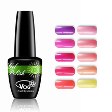 6pcs of VOG Classic Package Color UV Gel Nail polish 15ml 90 colors for choice