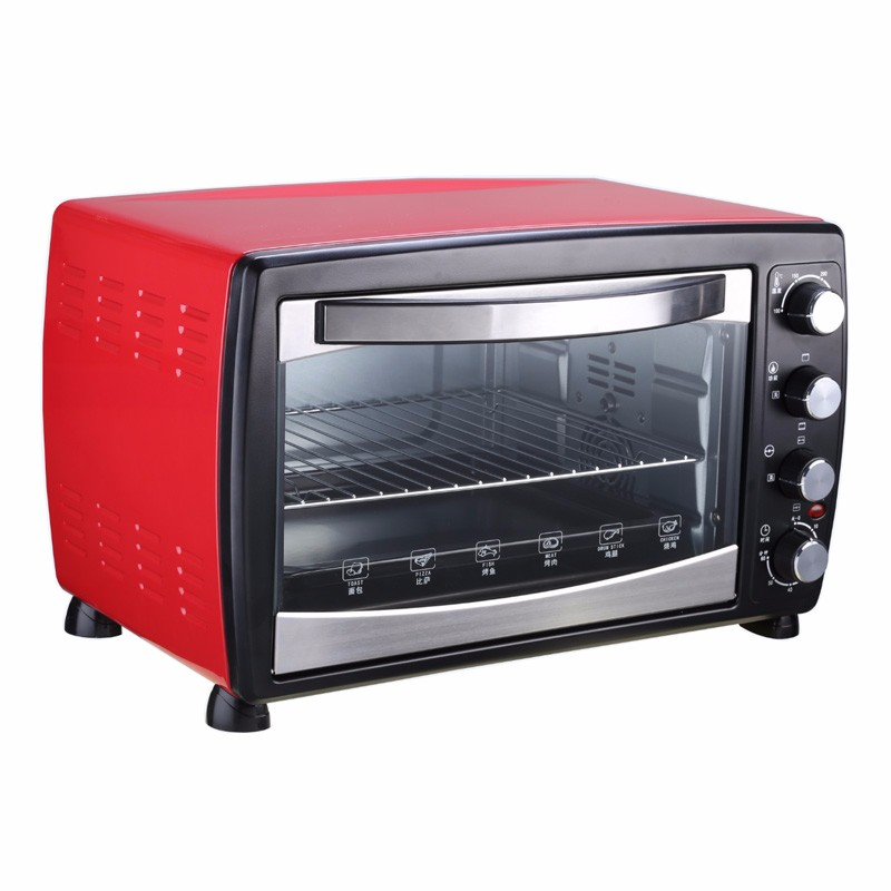 Posida 35L Countertop portable Stainless Steel Electrical Toaster Oven with CE CB RoHS