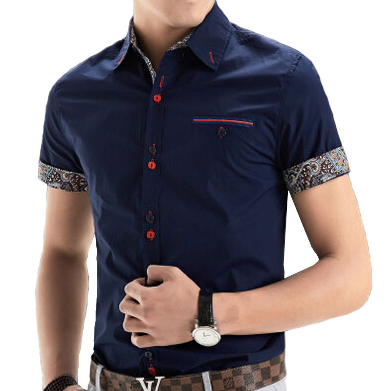 The casual short sleeve shirts at Banana Republic are so much more. They have versatile appeal and constantly classic looks that will set you apart from the crowd no matter the event. A cargo design adds a bold edge to a plain tee shirt and jeans for a concert or night out with the guys.