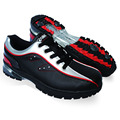 2016 Authentic golf shoes male breathable sneakers slip outdoor men shoes Leather shoes laces nail automatic