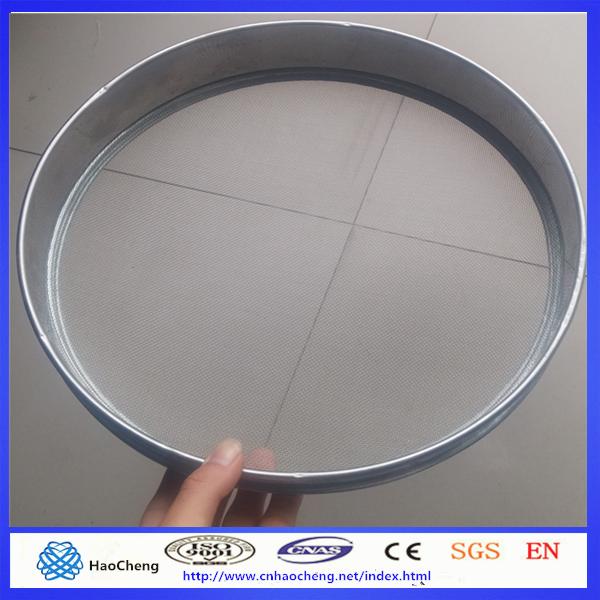 300 Micron 50 Mesh Stainless Steel Impack Laboratory Test
