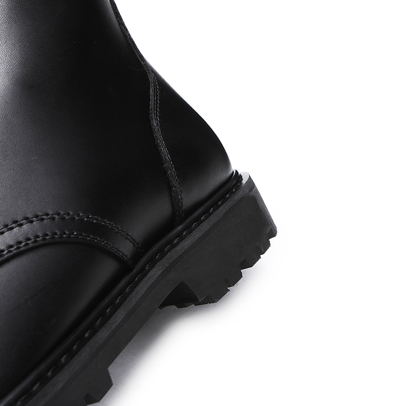 OEM wholesale waterproof Anti-Slip comfortable military tactical black army shoes men's boots