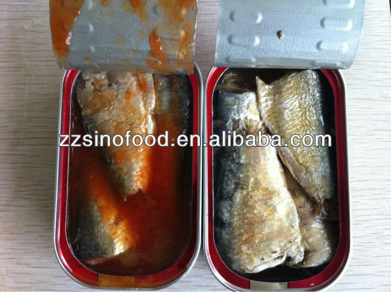 Здоровая и богатая питательная консервированная рыба, китайская еда