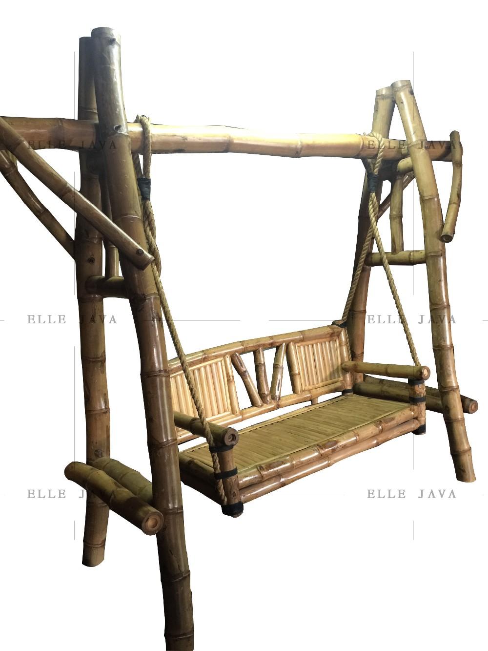 Hotest Sale Garden Furniture Bamboo Swing Buy Outdoor