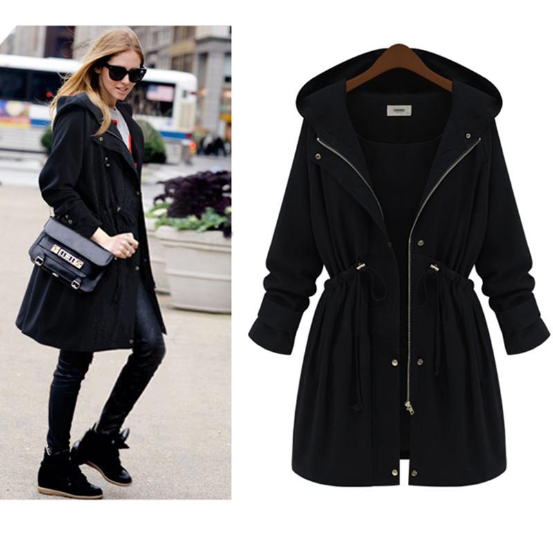 31e680817 Ladies Black Winter Coat - Sm Coats