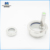 Stainless Steel Sanitary Welded Union Type Sight Glass with Wireless Light