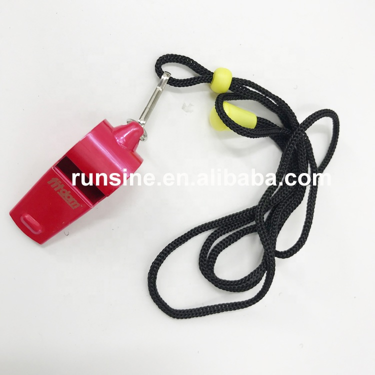 Wholesale Cheap Emergency Stainless Steel Whistle Police Metal Whistle
