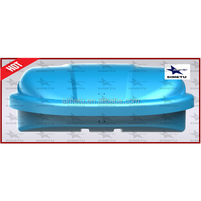 ABS big capacity roof box