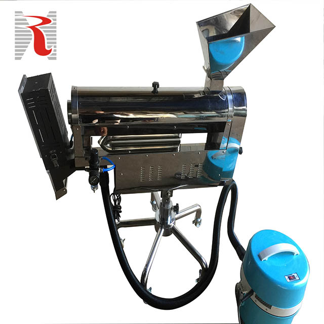 Fashion Design For capsule polishing machine cotton cloth