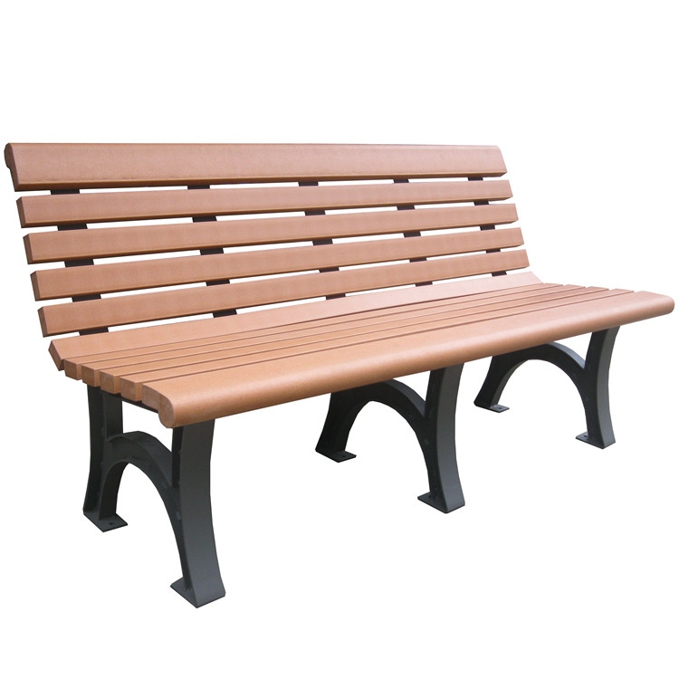 Weather Resistant Outdoor Bench Recycled Plastic Benches Metal Leg Garden Bench Buy Outdoor Bankje Gerecycled Plastic Bankjes Metalen Poot Tuinbank Product On Alibaba Com