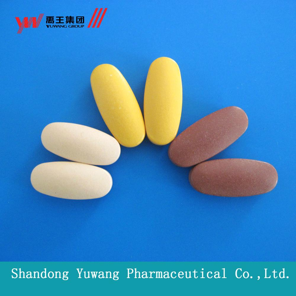 GMP, Мультивитаминный кальций в таблетках