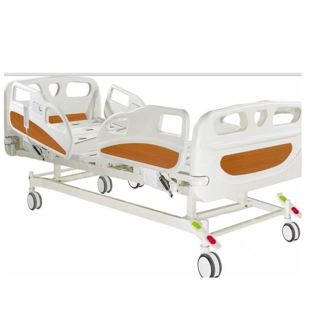 Б/у медицинская Больничная мебель, 2 кривошипа, ручная Больничная кровать