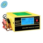 Charger 10 Battery Charger 12v Factory Direct Pulse Input Model 12v 24v Battery Charger 10 Amp With Digital LED Display