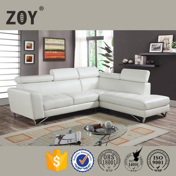 Living Room Ikea Indonesia: Ikea Bonded Leather Living Room Furniture Sofa,L Shape